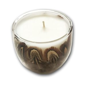 Cock Pheasant Candle