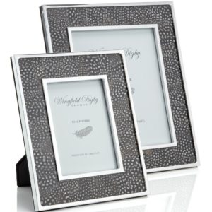 Guine Fowl Photo Frame