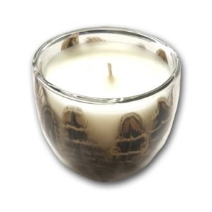 Hen Pheasant Candle